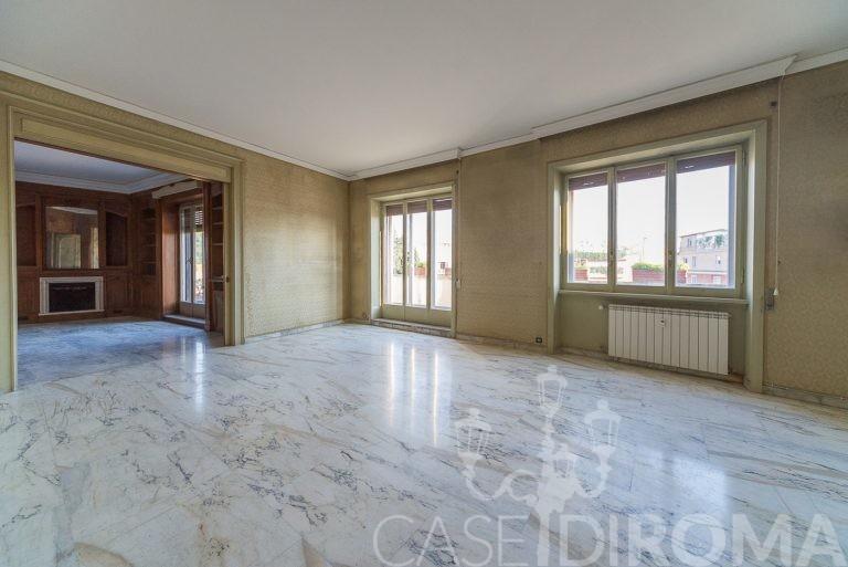Parioli – Via dei Monti Parioli – 240mq – 1.750.000 €