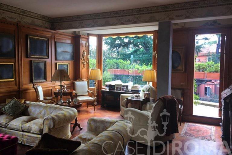 Parioli – Via Linneo – 200mq – 2.200.000 €