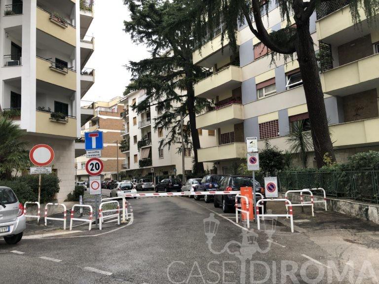 Vigna Clara – Via Francesco Ferrara – Box 20mq € 68.000,00